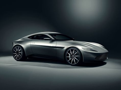 Built for Bond: Aston Martin debuts new car for #SPECTRE  Aston Martin together with EON Productions, the producers of the James Bond film franchise, unveiled Bond's stunning new car, the Aston Martin DB10, on the 007 stage at Pinewood Studios.