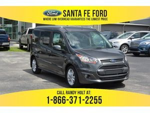 2018 Magnetic Ford Transit Connect Wagon Titanium 386011 Ford