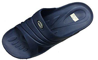 Mens Sketcher Sport Slides Magoo 51468 Flip Flop Black Us Size 9 M Eur 42 New Skechers Flipflopsslides Shoes Mens Skechers Men