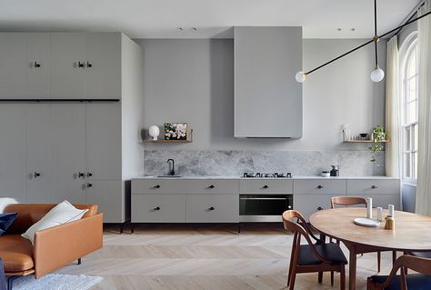 It's no small feat fitting a family of 4 into a 90sqm apartment and doing it so beautifully at that. But Sarah Wolfendale knew all along it could be done.