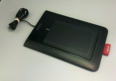 Bamboo Pen Model Ctl 460 Wacom Preowned Missing Pen Graphing