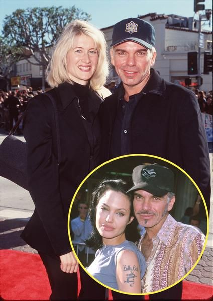 """No one was more surprised by Angelina Jolie and Billy Bob Thornton's whirlwind marriage than Laura Dern, who was still engaged to Billy Bob in April 2000 when he wed his """"Pushing Tin"""" co-star. """"I left our home to go and make a movie and while I was away, my boyfriend got married and I never heard from him again,"""" Laura reportedly said."""