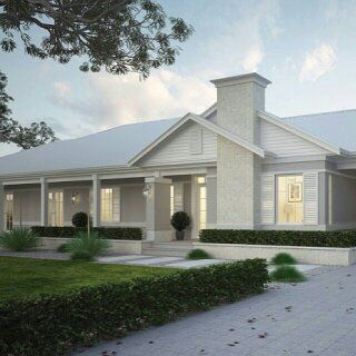 New Hamptons Style Homes Exterior   Google Search   Block Ideas   Pinterest    Exterior, Google Search And Google