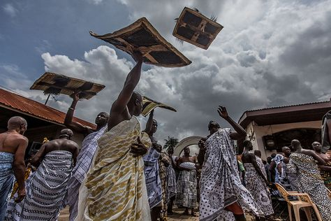 Akwasidae the great celebration of the #Ashanti in #Kumasi #Ghana | Flickr : partage de photos !