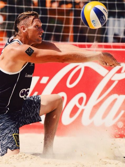Casey Patterson, one of our favorite Beach players!