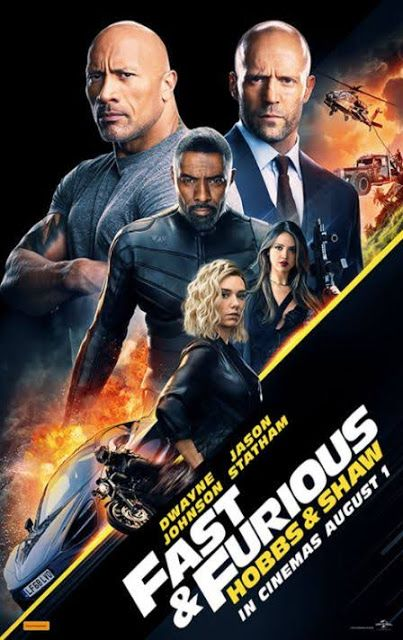 Fast And Furious Presents Hobbs And Shaw 2019 Dual Audio Org Hindi 720p Blu Ray 1 1gb 480p 400mb In 2020 Fast And Furious Furious Movie Full Movies Online Free