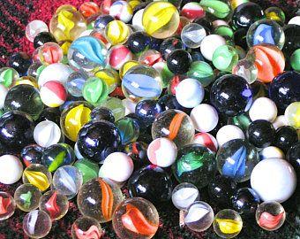 Large Gem Boulder 1 1 2 Glass Boulder Decorative Marbles Art Glass Large Marbles Collectible Craft Supplies In 2020 Glass Marbles Marble Marble Pictures