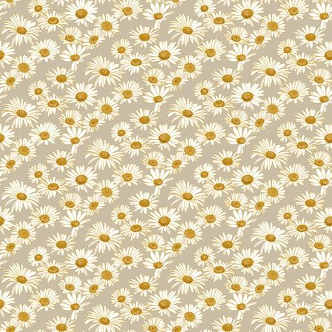 Tempaper Novogratz for Tempaper ft Greige Vinyl Floral Self-Adhesive Peel and Stick Wallpaper at Lowe's. Embrace your inner flower child, because the world needs more free spirits. One of our favorites for ceilings. Daisies is part of the Novogratz Wallpaper Online, Wallpaper Samples, Wallpaper Remover, Wallpaper Ideas, Self Adhesive Wallpaper, Peel And Stick Wallpaper, Home Depot, Daisy Wallpaper, Fall Wallpaper