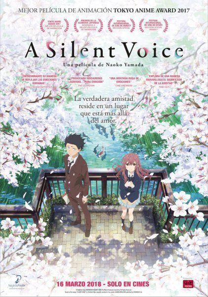 A Silent Voice Una Voz Silenciosa Pero Atronadoramente Dolorosa Peliculas Anime Romanticas Peliculas De Animacion Peliculas Japonesas Anime