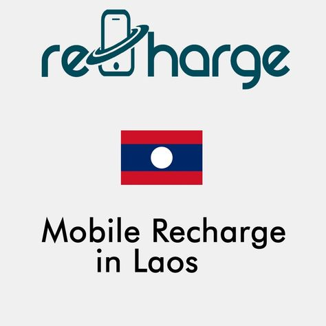 Mobile Recharge in Laos. Use our website with easy steps to recharge your mobile in Laos. #mobilerecharge #rechargemobiles https://recharge-mobiles.com/