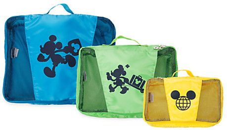 71c7c1563867 Mickey and Minnie Mouse Disney TAG Cosmetic Bag Set