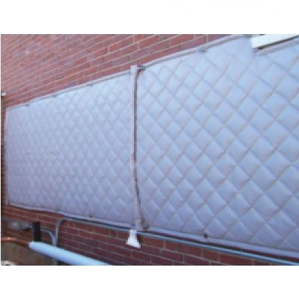 Sound Dampening Quilted Fiberglass Panels Trademark Soundproofing Sound Proofing Sound Dampening Acoustic Wall