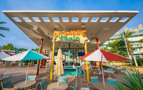 Cabana Bay Beach Resort Review