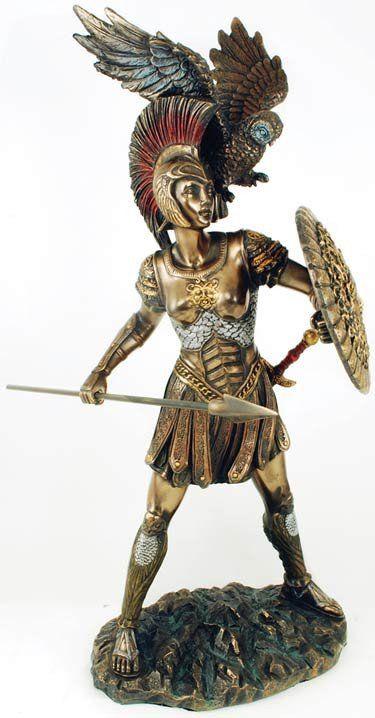 Athena Statue  75bd1d39d90e2