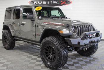 Custom Jeep Wranglers For Sale Rubitrux Jeep Conversions Aev Brutes For Sale Voitures Et Motos Voiture Suspension