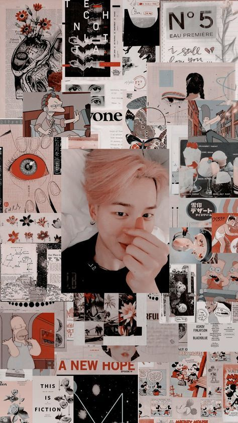 Kpop Aesthetic Wallpaper Collage 68 Trendy Ideas In 2020 Floral