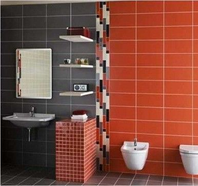 Bathroom Wall Tiles Design 41 Latest Bathroom Wall Floor Tiles Design Ideas Indi Bathroom Wall Tile Design Bathroom Wall Tile Modern Bathroom Tile