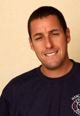 Mr Sandler you are hot....you just don't flaunt it....crushin on Adam Sandler :)