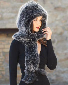 Women S Fur Hats Fox Fur Scarf Fur Scarf Fox Fur