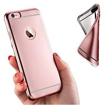 coque iphone 6 effet metal   Iphone, Iphone 7, Rose gold