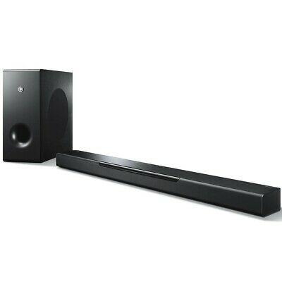 Ad Ebay Link Yamaha Musiccast Bar 400 And Wireless Subwoofer Yas 408 Bluetooth Speaker New In 2020 Sound Bar Ebay 200w