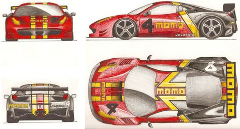 Here Are The Top Three Momo Racing Liveries Now You Pick The