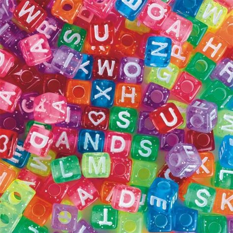 Shop for Glitter Alphabet Beads lb Bag at S&S Worldwide. Spell out names and special messages. Spell out names and special messages with colorful, glitter-filled alphabet beads! Make fun friendship bracelets to share and wear! Beads are Aesthetic Indie, Rainbow Aesthetic, Aesthetic Collage, Aesthetic Photo, Aesthetic Pictures, Collage Mural, Bedroom Wall Collage, Photo Wall Collage, Picture Wall