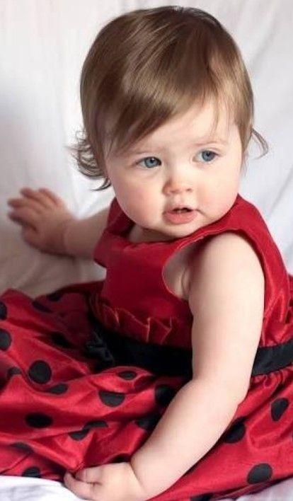 Pin De Yurith Rios Em Kids Little Lady In Colours Fofura Pensamentos