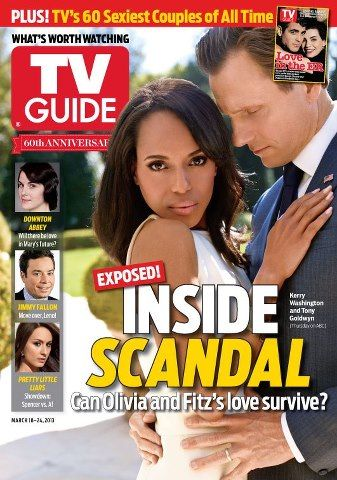 The chemistry between actors Kerry Washington and Tony Goldwyn is undeniable. As Olivia Pope and President Fitzgerald Grant onScandal,these two not only challenge the conventional definition of love, they look [...]
