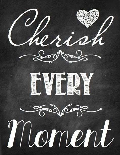 Cherish Every Moment Quote Family Quotes Words Fun To Be One