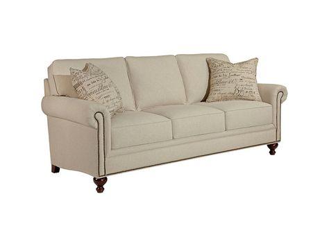 Broyhill Harrison Sofa With Pillows, Talsma Furniture Cascade