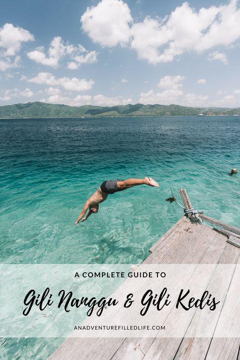 I'm sure you have heard of Gili T. But have you heard of Gili Nanggu and Gili Kedis?! Go check it out!