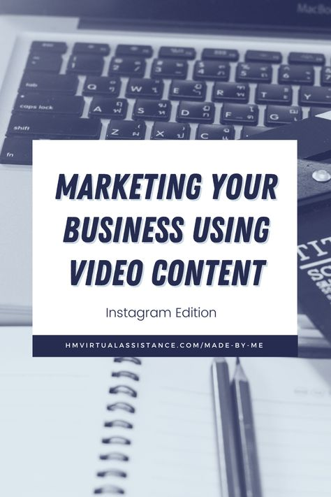 Instagram is favoring video content more and more. Whether you like the way you look on camera or not, showing up in video is important for your business and your community. This easy to follow guide includes: how to create Reels plus 20 prompts, how to use IGTV & Lives with 10 prompts plus how to market your Live, how to design covers plus 10 free templates. #YourDesignVA #Reels #IGTV #Instagram