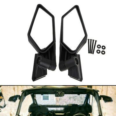Ebay Advertisement Racing Side Mirrors For Can Am Maverick X3 Max R Utv Off Road 2017 2018 Can Am Quad Bike Off Road Motorcycle