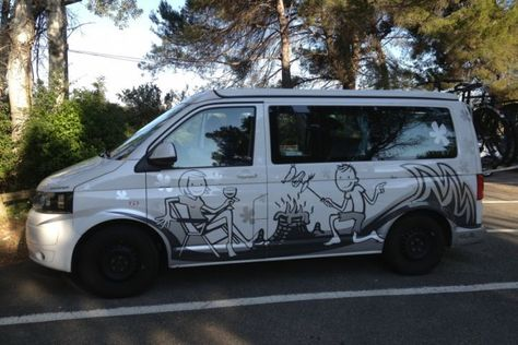 Spacetourer Traveller Proace Campster Berge Mountain Wald