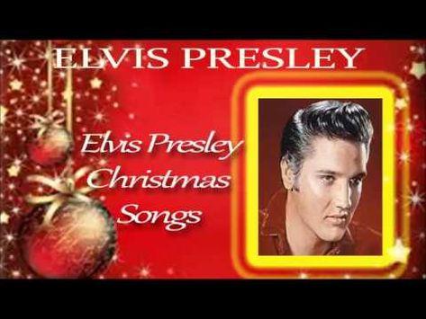 Elvis Presley Christmas Music.Elvis Presley Christmas Songs Youtube Christmas Music