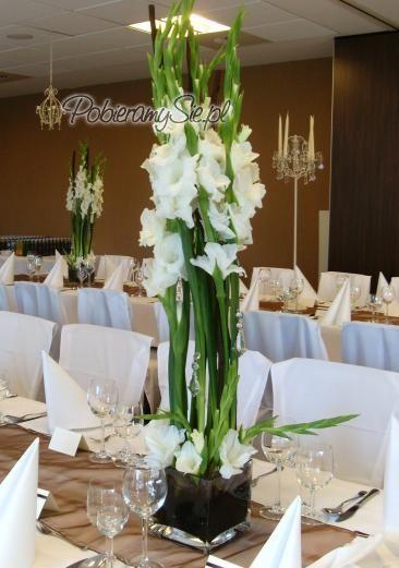 Znalezione Obrazy Dla Zapytania Kwiaty W Tubie Szklanej Diy Wedding Decorations Wedding Decorations Table Decorations