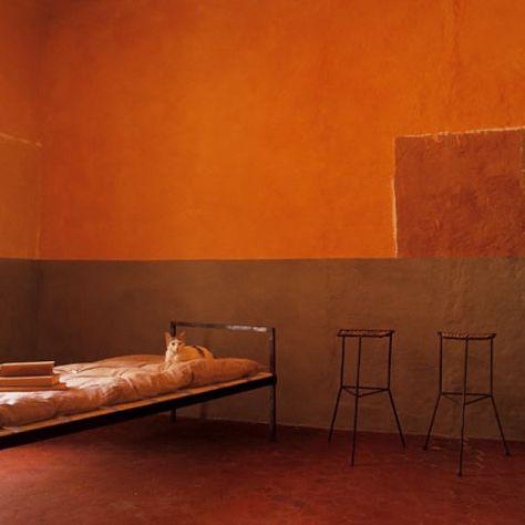 Mur Effet Orange Nuage Recherche Google Peinture A La