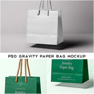 Download Gravity Paper Bag Mockup Free Download Bag Mockup Mockup Free Download Free Mockup