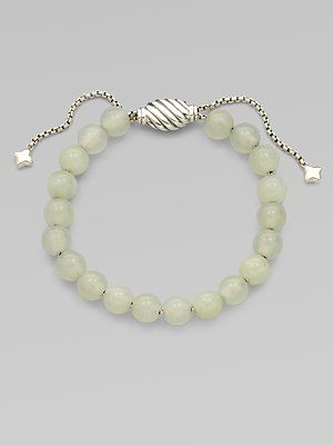 david yurman beaded bracelet... perfect color for spring