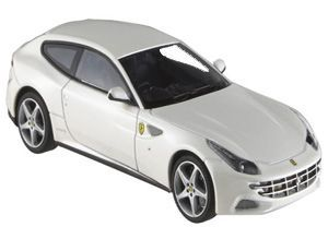 The Hot Wheels Elite Ferrari Ff White Pearl Is A Diecast Model Car In 1 18th Scale The Ff An Acronym For Ferrari Fo Car Wheels Car Wheels Rims Shelby Car