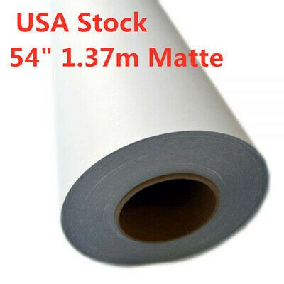 Sponsored Ebay Us 54in By 50yd 1 37m By 50m 3 5 Mil Matte Textured Floor Graphics Laminate Floor Graphics Ebay Inkjet Transparency Film