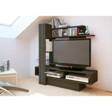 Trasman Sky Wall Unit Tv Stand Muebles De Comedor Decoraciones
