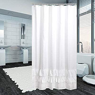 Bath Natural Shower Curtains Remodelista Burlap Shower