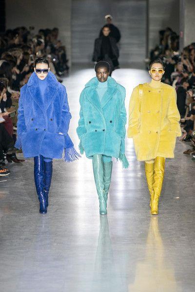 MaxMara at Milan Fashion Week Fall 2019 - Runway Photos