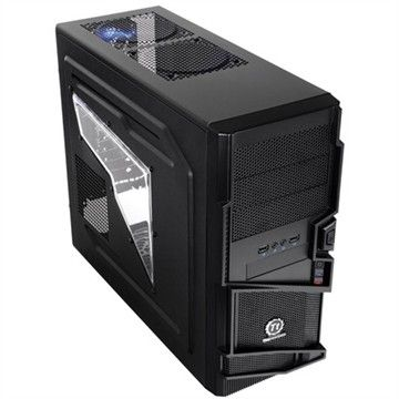 Thermaltake Commander Ms I Midi Tower Black Computer Case 95 00