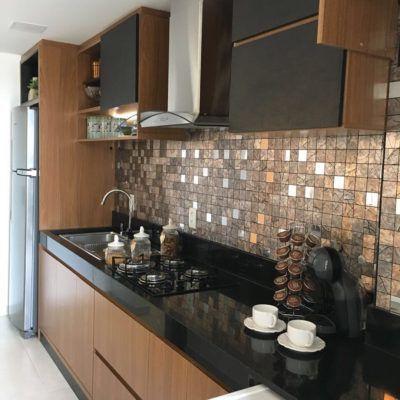 Decoracion De Casas Pequenas Modernas En El Area De La Cocina