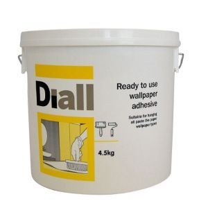 B Q All Purpose Ready To Use Wallpaper Adhesive Bandq All Purpose Ready To Use Wallpaper Adhesive 4 5kg Adhesive Wallpaper Adhesive Wall Coverings