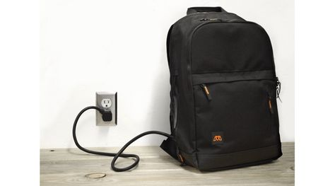 MOS Pack, The Backpack You Plug In to Charge Everything. The Latest Cool Gadgets, Technology, and Inventions.