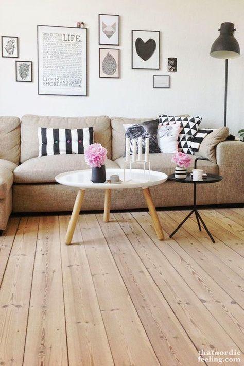 6 ideas para decorar la pared del sofá